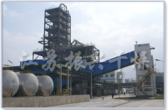 Cryolite Drying Production Line
