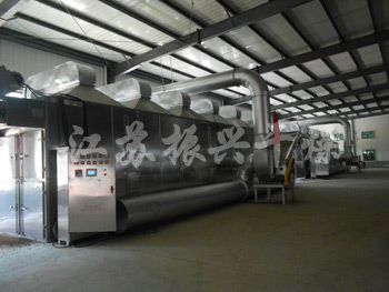 The Special Production Line of Chinese Herbal Medicine for Drying Green Weeping Forsythia
