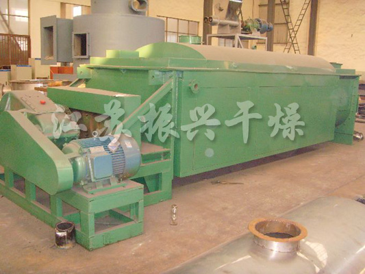 Dye Sludge Dryer Project