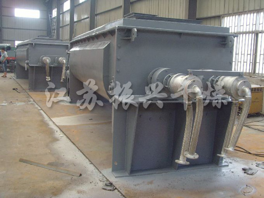 Molecular Sieve Sludge Dryer Project